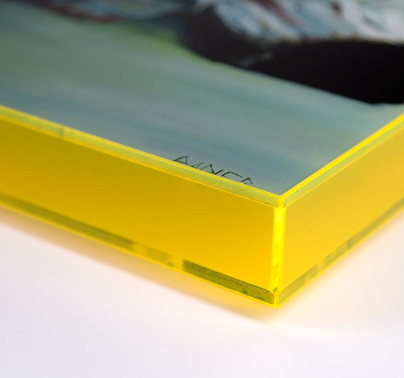 Acrylic Artbox