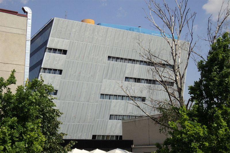 Projekt - Bibliothek der Philosophischen Fakultät in Zagreb