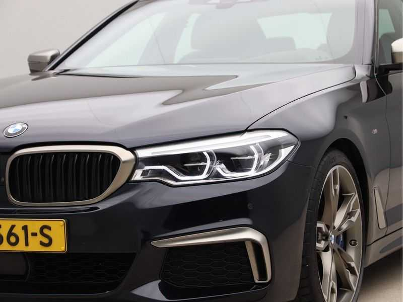 BMW 5 Serie M550d xDrive High Executive . afbeelding 17