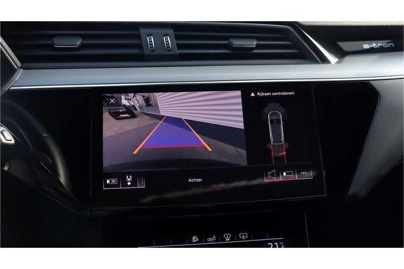 Audi e-tron 55 quattro Advanced Bang & Olufsen, Panoramadak, Head-Up Display, Soft-Close afbeelding 12