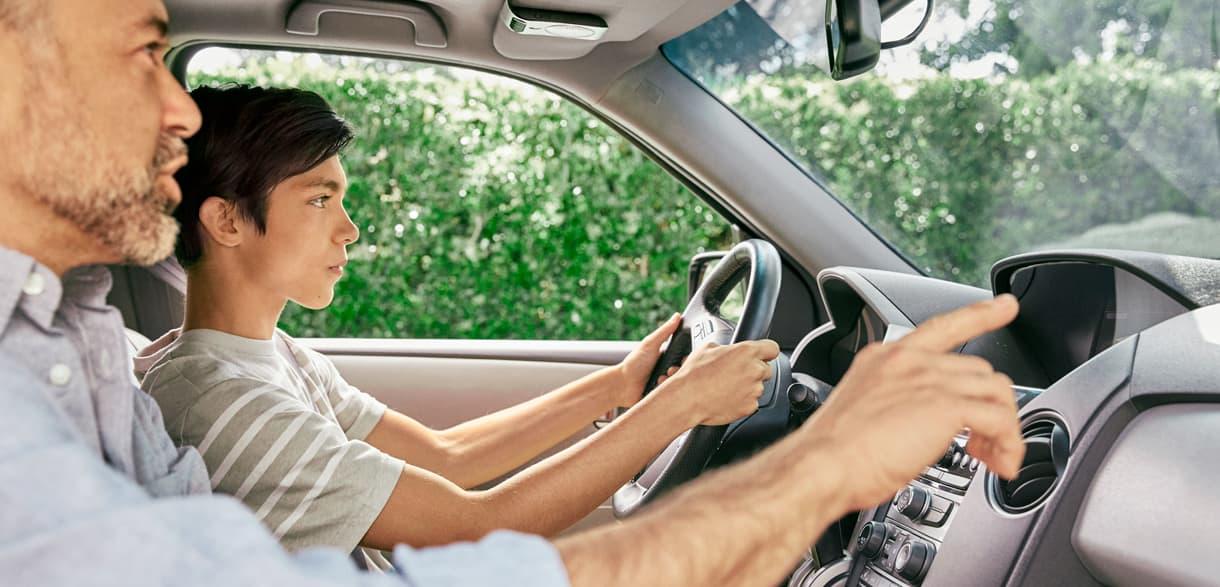 Alertas de velocidad y de proximidad