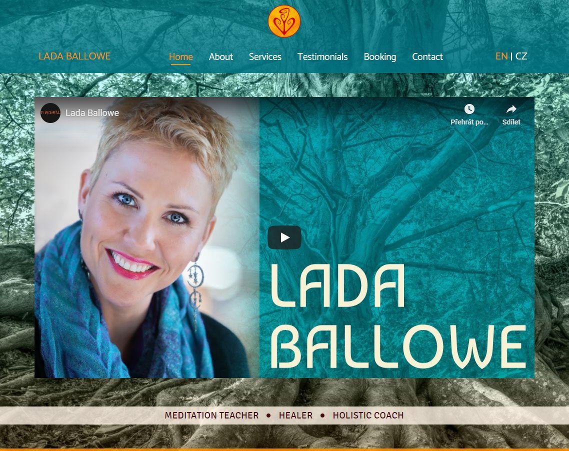 Lada Ballowe Webpage Home