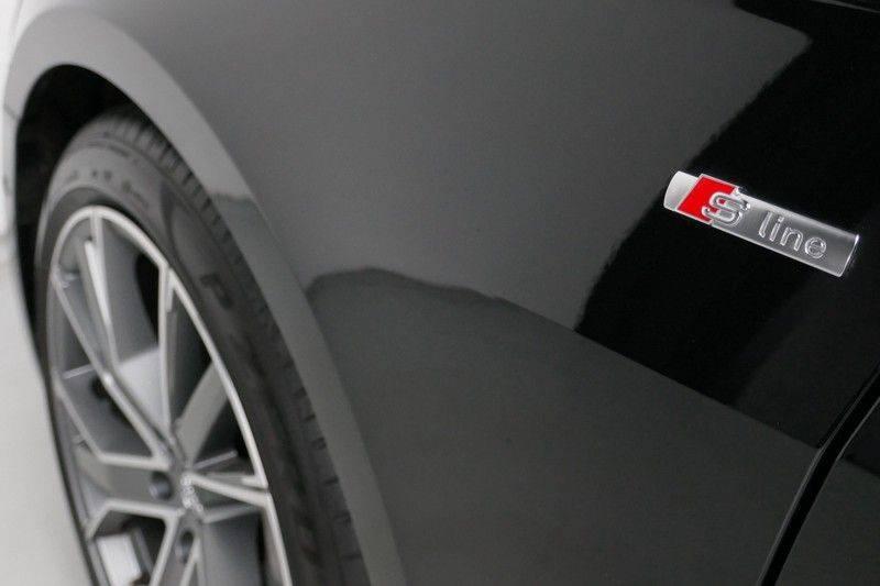 Audi A6 Avant 40 TDI Sport Pro Line S Black edition afbeelding 12