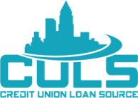 Credit Union Loan Source logo color