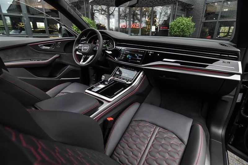 Audi RS Q8 DYNAMIC PLUS+PANO.DAK+MASSAGE+23INCH NP.255K afbeelding 9