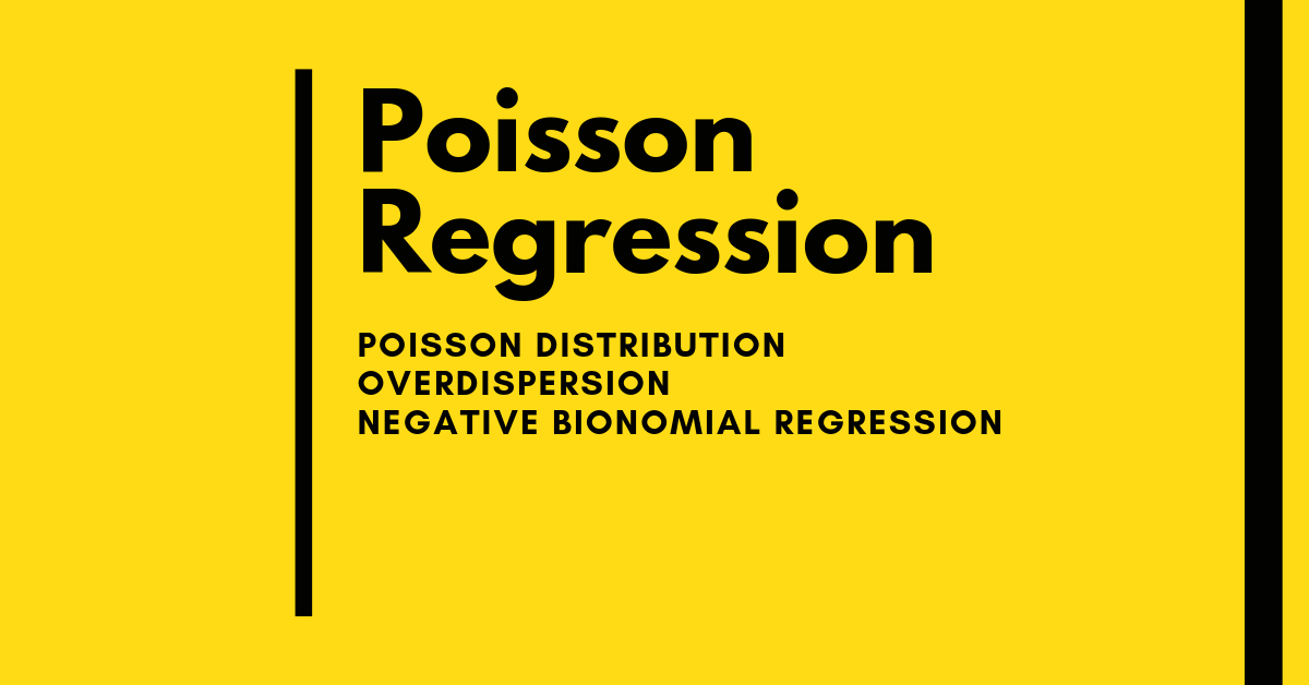 poisson regression overdispersion