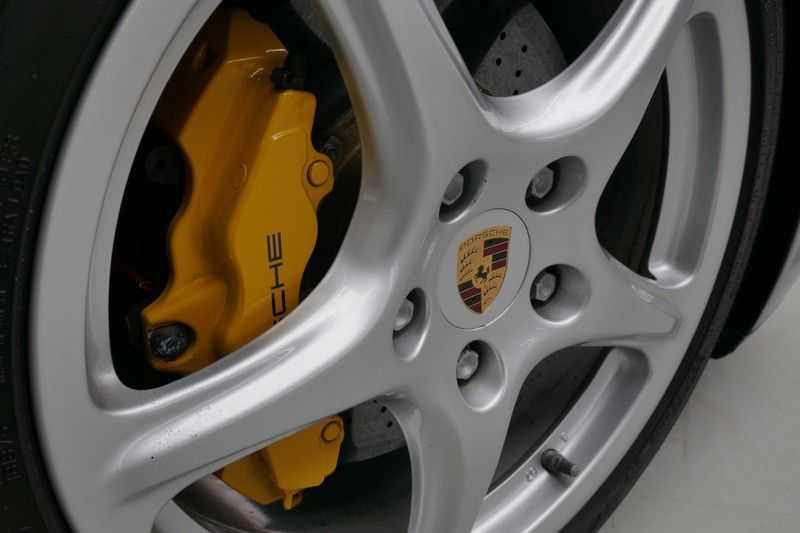 Porsche 911 Cabrio 3.8 Carrera S Keramisch - Sport chrono afbeelding 20