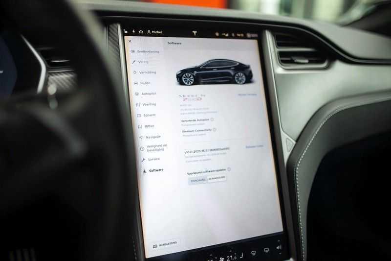 "Tesla Model S 100D Performance *Verb. Autopilot / 21"" LM / Pano* afbeelding 15"