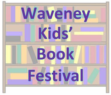 Waveney Kids' Book Festival logo