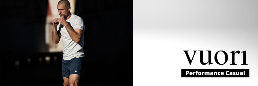 Vuori Clothing Review - Performance Casual