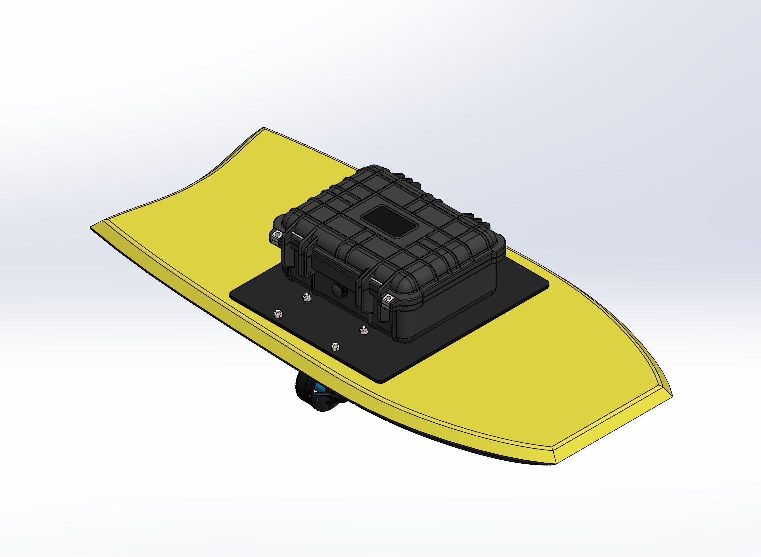 Boogie Board CAD