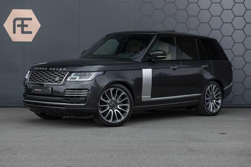 Land Rover Range Rover 4.4 SDV8 Autobiography Head Up, Adaptive Cruise Control, Stoel Verwarming / Koeling, Massagestoelen, afbeelding 1