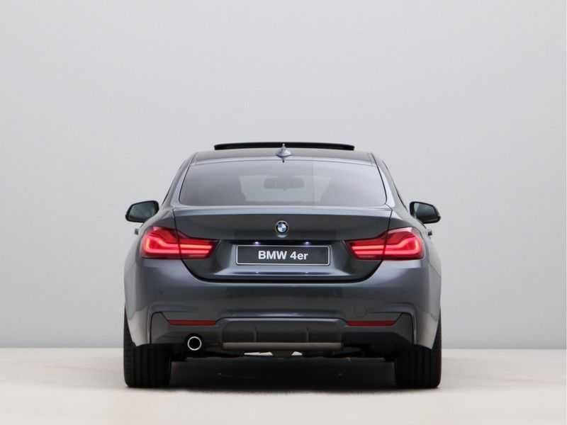 BMW 4 Serie Gran Coupé Exe. M-Sport 418i afbeelding 4