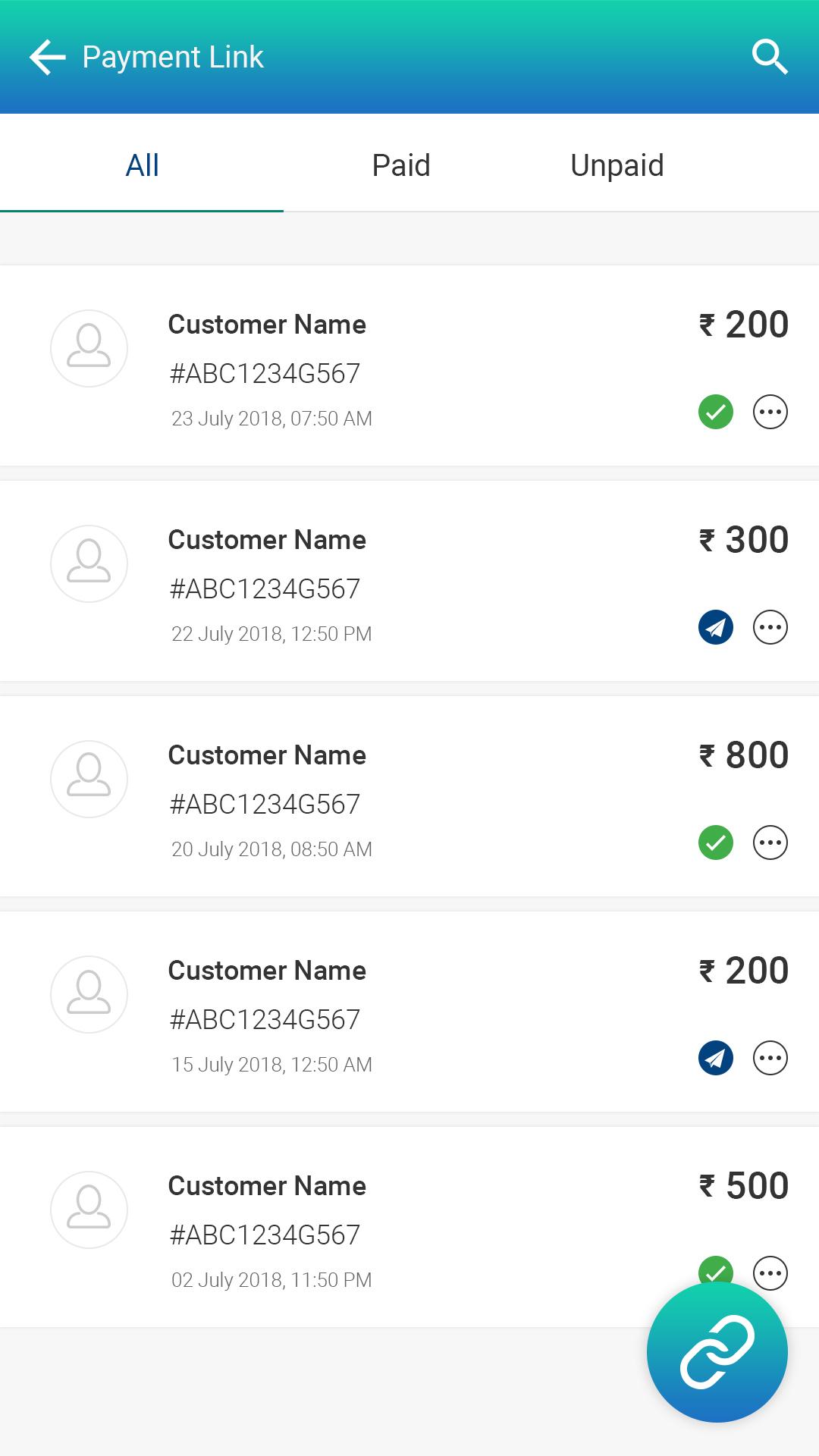 Wizpay Mobile banking, ewallet, POS, inventory management app Screenshot 4
