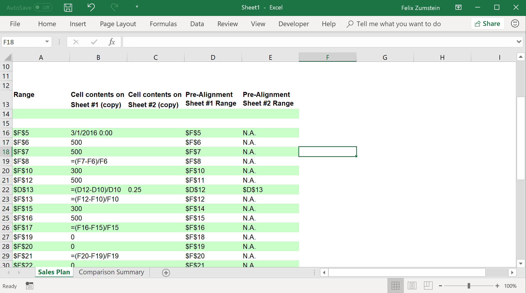 DiffEngineX Report