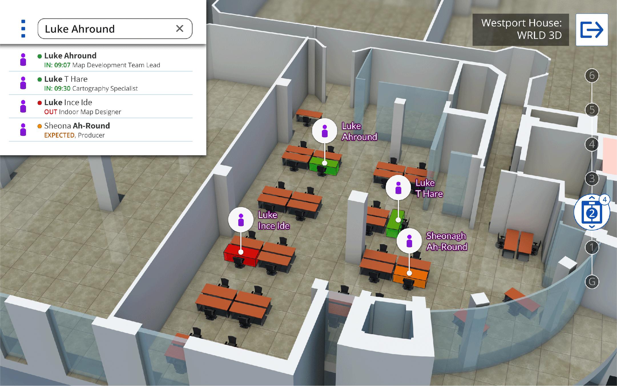 smart workplace digital twin