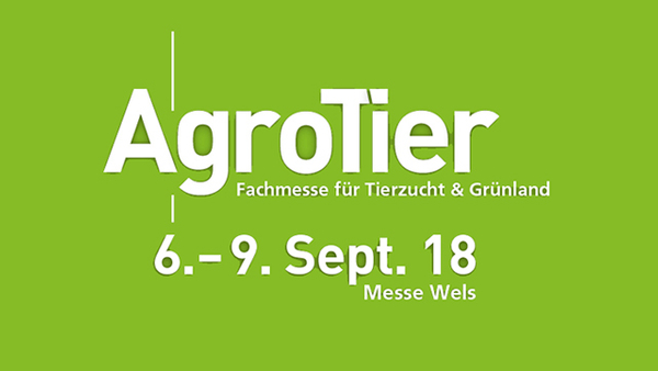 AgroTier 6. - 9. September 2018