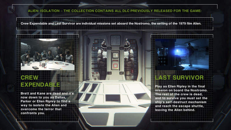 Alien: Isolation™ for Mac and Linux   Feral Interactive