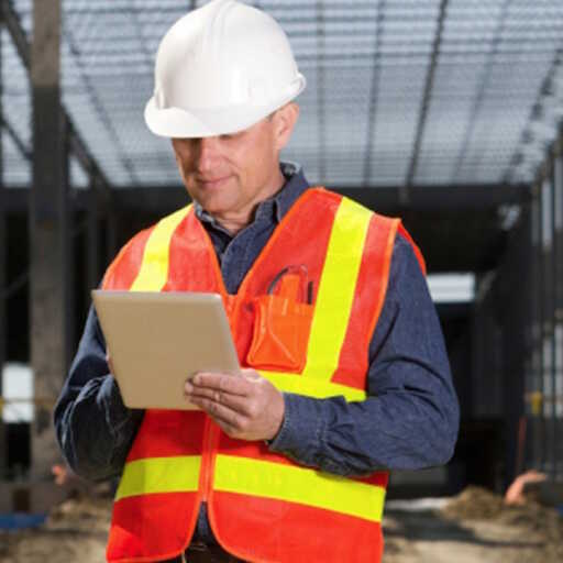 Construction Site Inspection Form App Image