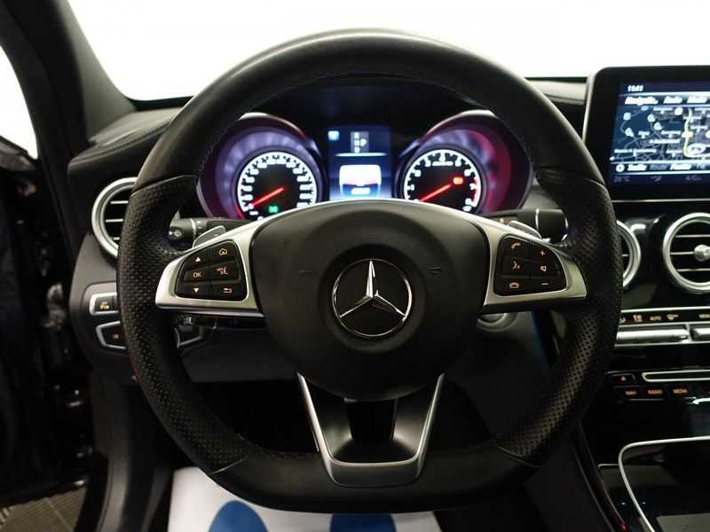 Mercedes-Benz C-Klasse 43 AMG 4M Black Series 368pk Autom- Schuifdak, Burmester, Leer, MBUX, Camera, Full! afbeelding 19