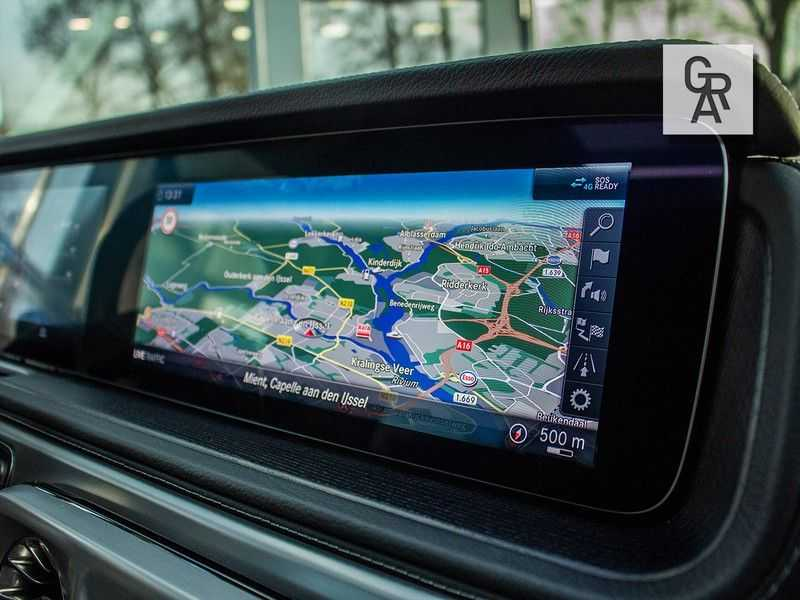 Mercedes-Benz G-Klasse G63 AMG | Schuif/kanteldak | Distronic Plus | AMG Perf. uitlaat | 22inch wielen | afbeelding 23