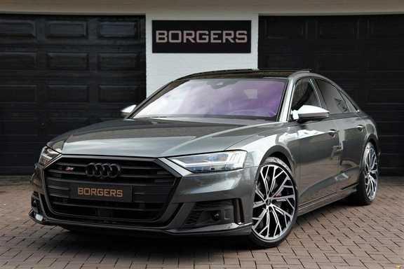 Audi S8 4.0 TFSI KERAMISCHE.REMMEN+B&O+STANDKACHEL