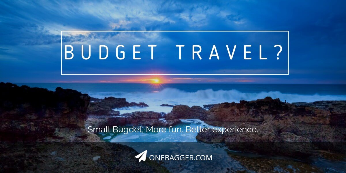 How to Have an Amazing Trip on a Small Budget