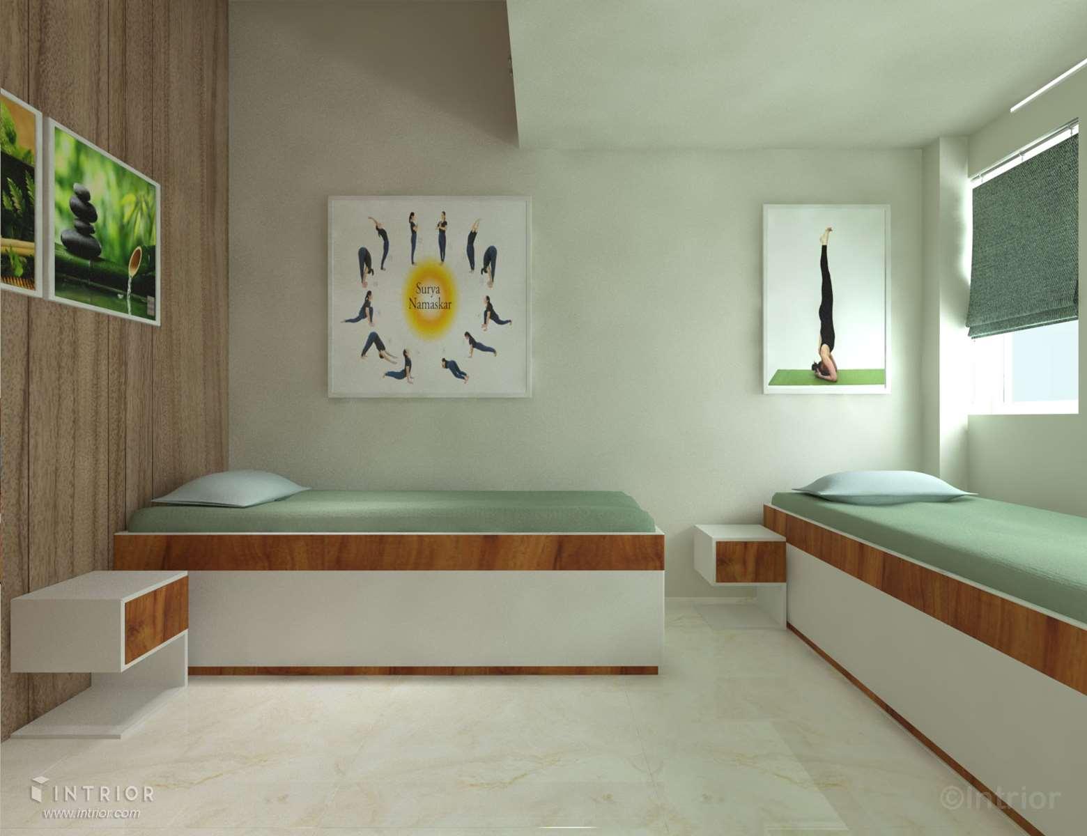 Examination Bed Design