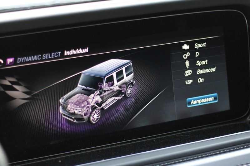Mercedes-Benz G-Klasse 63 afbeelding 15