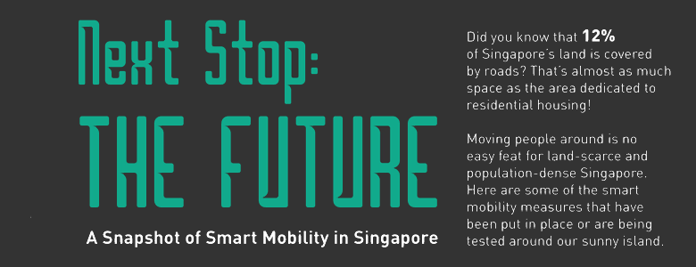 infographics: a snapshot of smart mobility in singapore