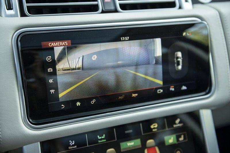 Land Rover Range Rover 5.0 V8 SC Autobiography Portofino Blue + Verwarmde, Gekoelde voorstoelen met Massage Functie + Adaptive Cruise Control + Head Up afbeelding 13