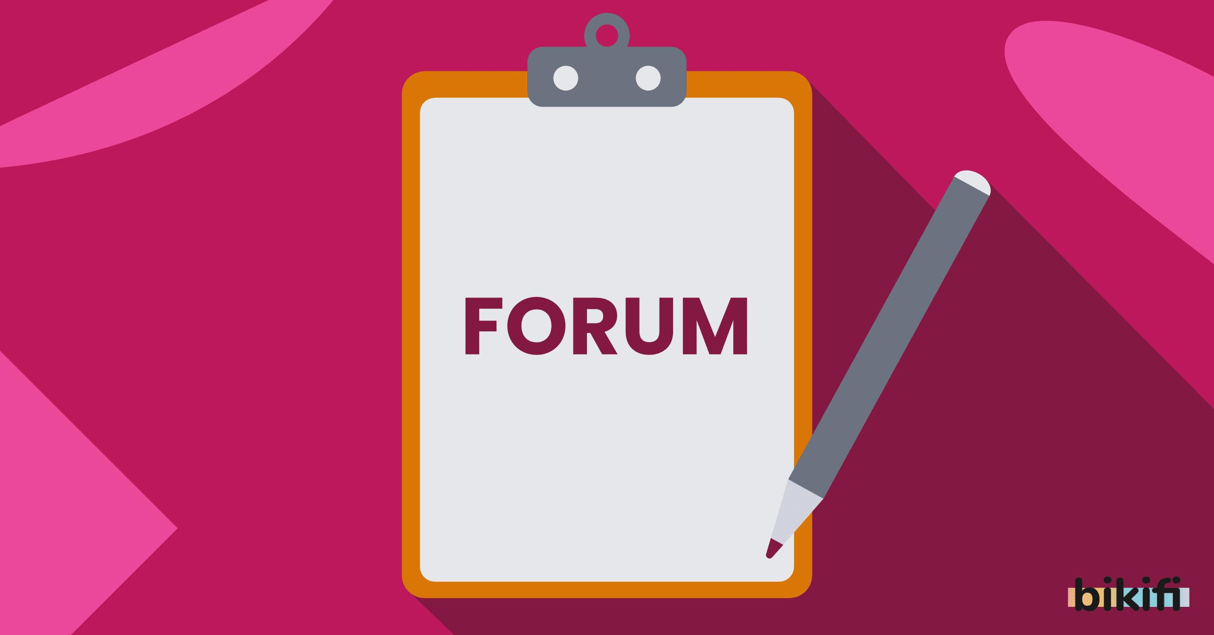 Forum Nedir? Forumun Özellikleri