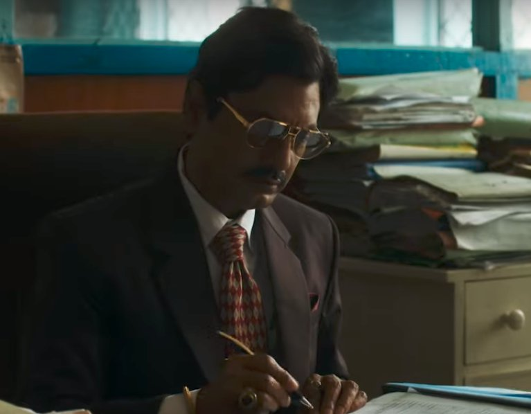 Nawazuddin Siddiqui in Sacred Games 2 Corporate
