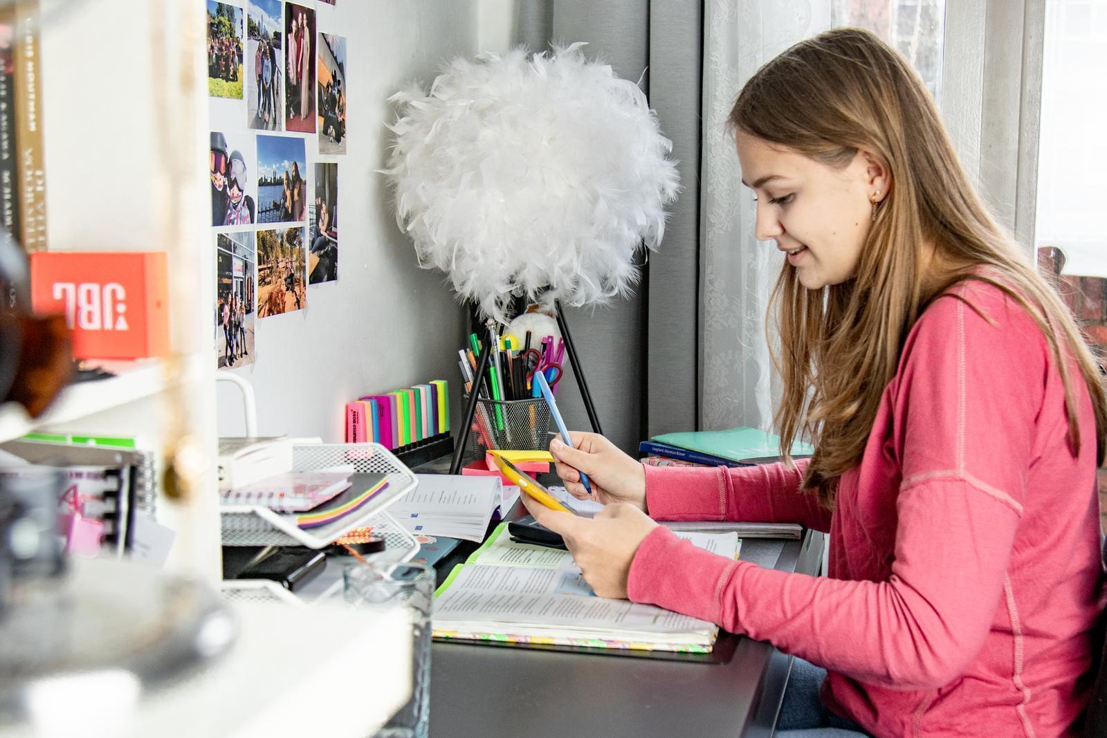 Examenstress: met deze tips slaagt je kind