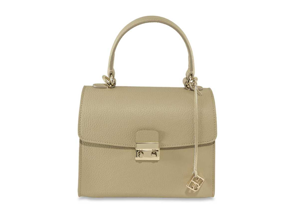 Almaaz Lock Small - taupe