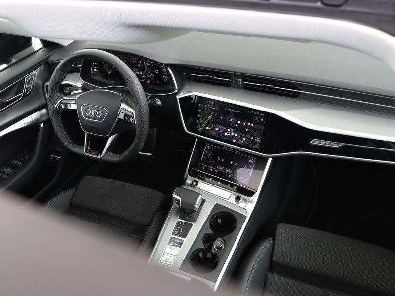 Audi A6 Avant 55 TFSI e 367 pk quattro Competition | Panoramadak | Assistentiepakket Tour | Keyless Entry | Optiekpakket | Trekhaak | Verlengde Fabrieksgarantie afbeelding 4