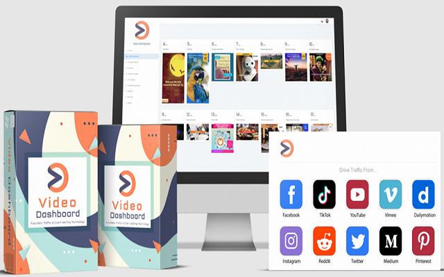 Video Dashboard Review 2021: No.1 Virtual Social Media Manager & Video Marketing Expert
