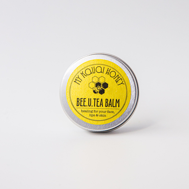 My Kauai Honey | Bee.U.tea Balm