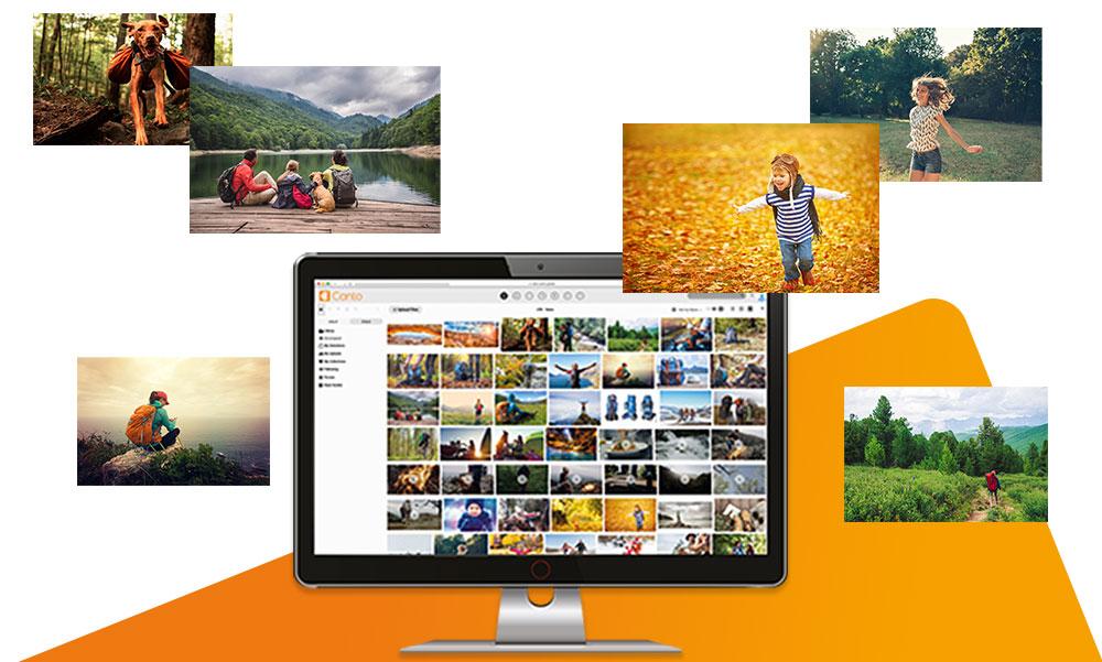 Bilddatenbank Software