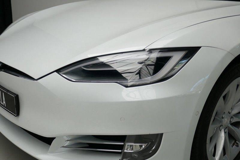 Tesla Model S 75D 4% PANODAK - ex.BTW afbeelding 11