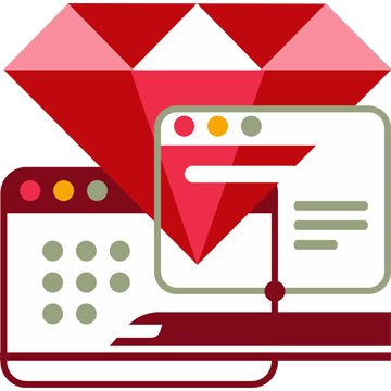 Rails services icon