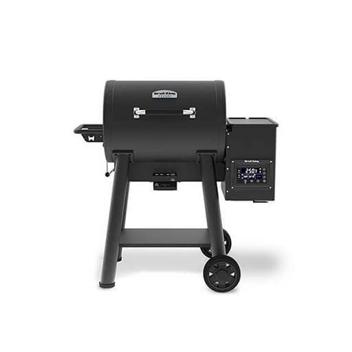 BBQ Broil King Crown Pellet 400 Smoker