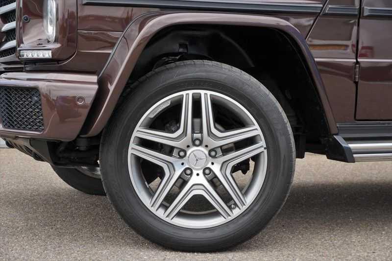 Mercedes-Benz G-Klasse 350 D / Grijs kenteken / Ex. BTW / NL-Auto / 68dkm NAP / Camera / Trekhaak / Climate / Cruise afbeelding 11