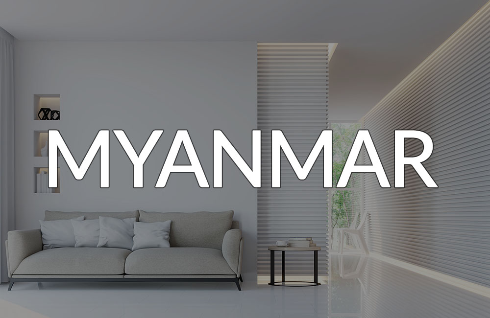 Housing in Myanmar banner