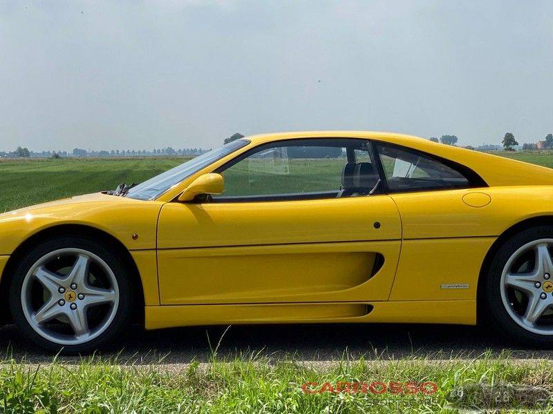 Ferrari F355 F1 GTB, 1 owner, 38.000 km afbeelding 9