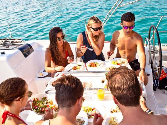 New Flights From Spain For Sailing Croatia