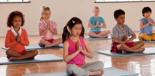 Featured image for: PRACTITIONER SPOTLIGHT: Irina Boyes - Children's Yoga