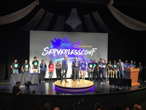 2017 Serverless Conference