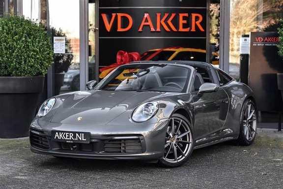 Porsche 911 TARGA 4 NOSELIFT+MATRIX LED+SPORT CHRONO NP.207K