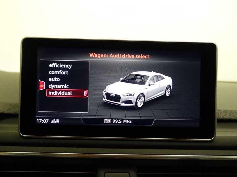 Audi A5 Coupé 2.0 TFSI MHEV Quattro S5 Uitv! [S-Line] Aut- Panodak, Virtual Cockpit, Camera, Leer afbeelding 15